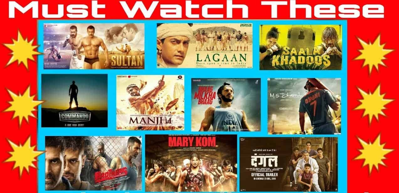Inspirational Movies Bollywood