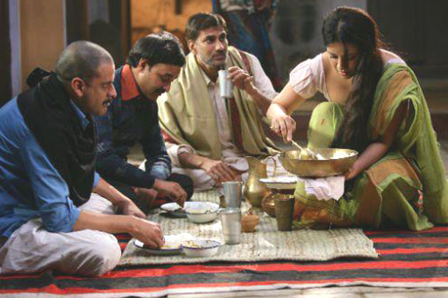 Gangs of Wasseypur best movie