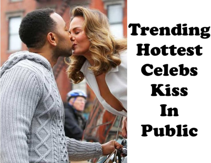 Top 20 Trending Hollywood Celebs Making Out in Public Secretly Hot Hot
