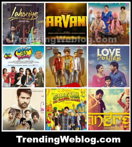 Amrinder Gill Movies List