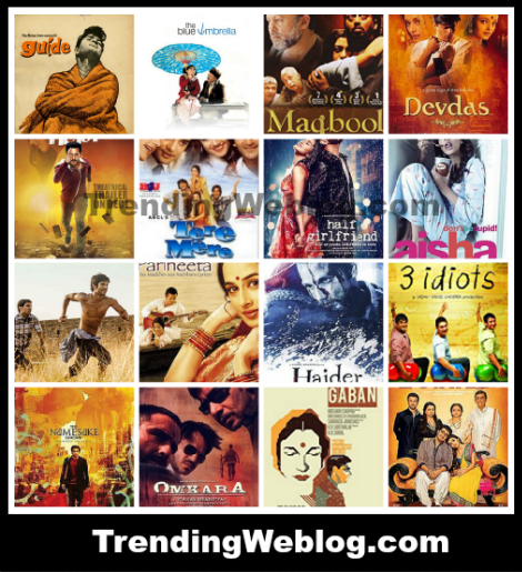 Best Bollywood Movies Based On Novels and Plays