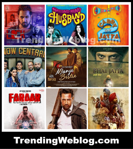 Gippy Grewal Movies List