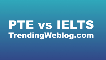 PTE vs IELTS Academic