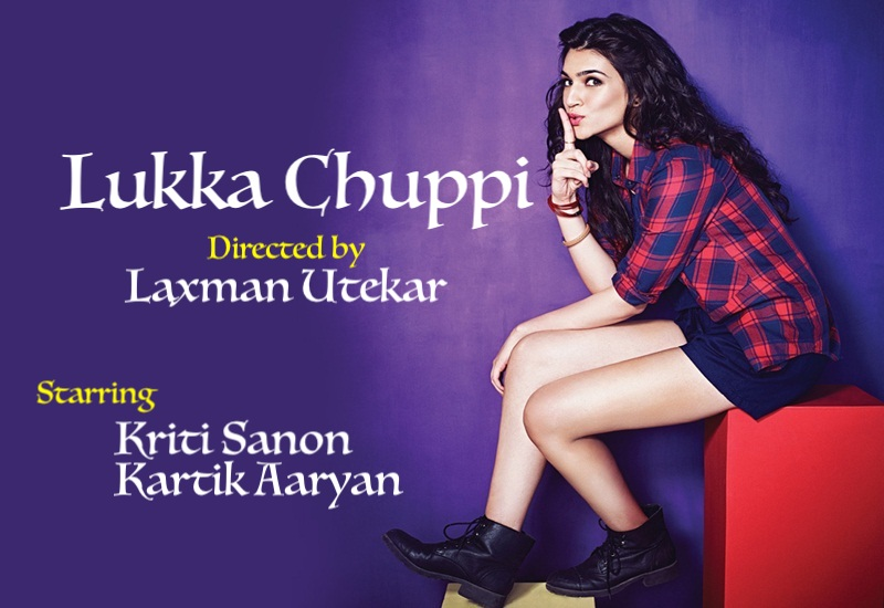 Lukka Chuppi first look poster