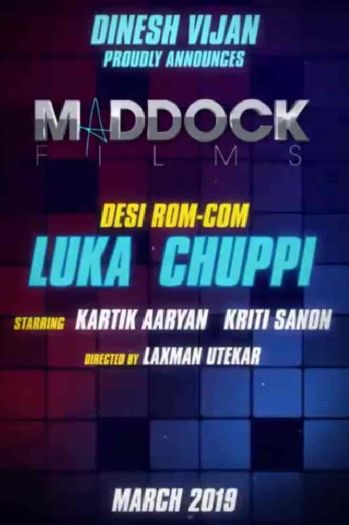 Lukka Chuppi movie