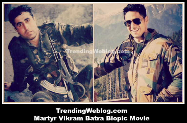 Martyr Vikram Batra Biopic Movie