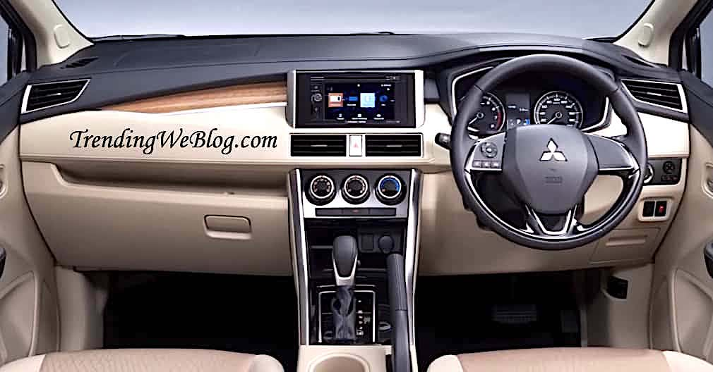 Mitsubishi Xpander Images, Interior, Features, Price And
