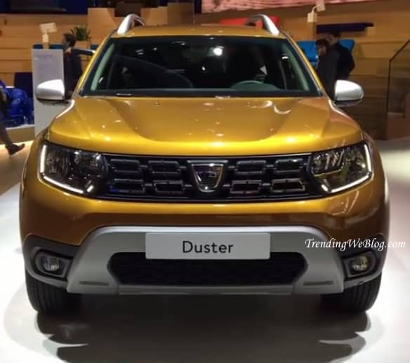 Renault Duster 2019 price