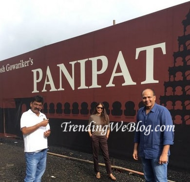 Panipat Movie