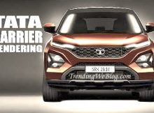 tata harrier price