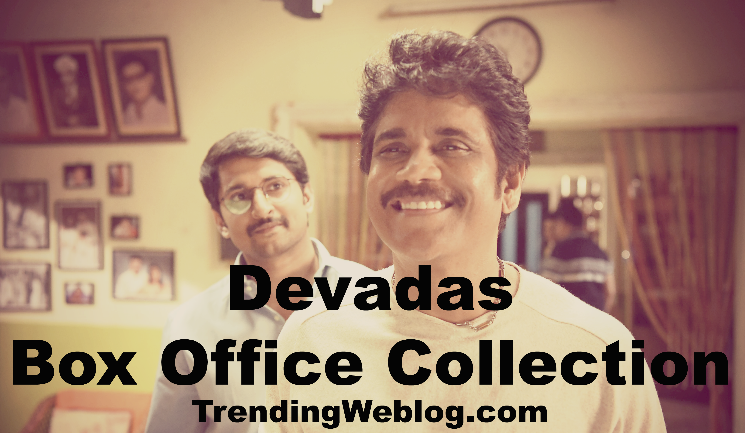 Devadas Box Office Collection Day 1