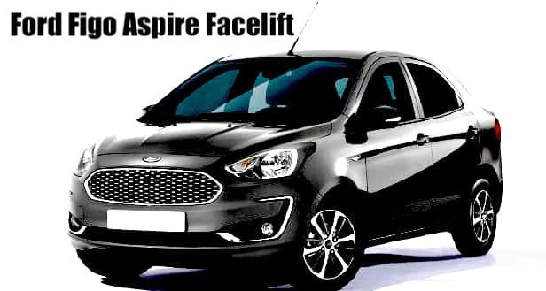 Ford Figo Aspire Facelift