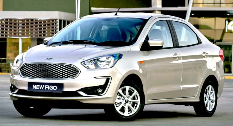 Ford Aspire Facelift