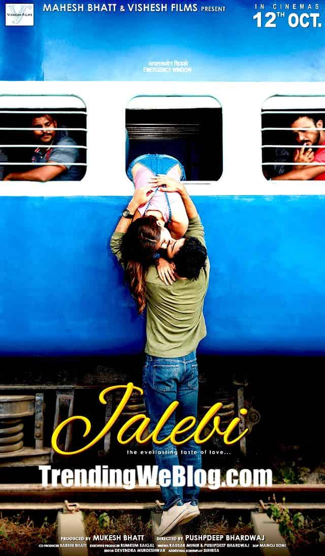 Jalebi Movie Wiki Details