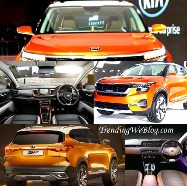 2019 Kia Rio: Kia Trazor 2019 SUV Price In India, Features, Specs And
