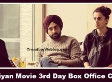 Manmarziyan Movie 3rd Day Sunday Box Office Collection
