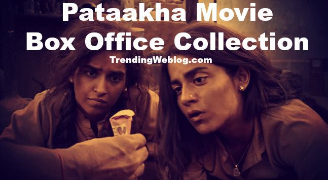 Pataakha Movie Box Office Collection