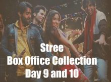 Stree Box Office Collection Day
