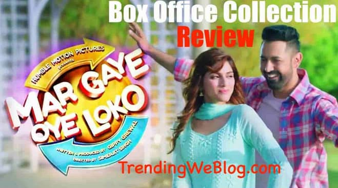Mar Gaye Oye Loki Box Office Collection Day 2
