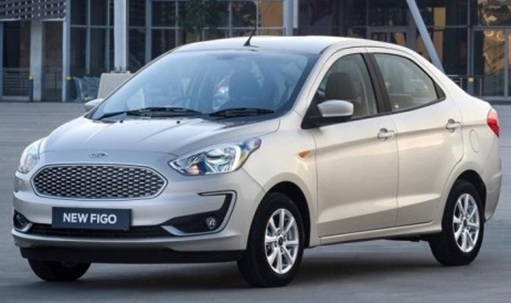 Ford Figo aspire Mileage
