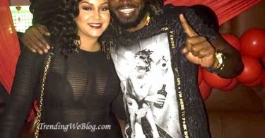 Chris Gayle wife