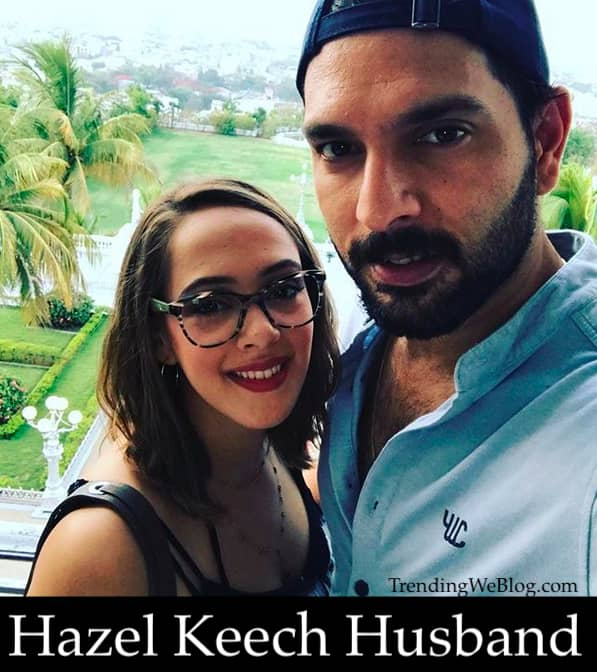 Hazel Keech Husband