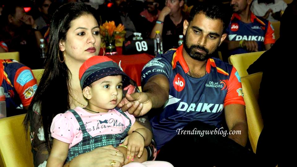 Mohammed Shami wife case