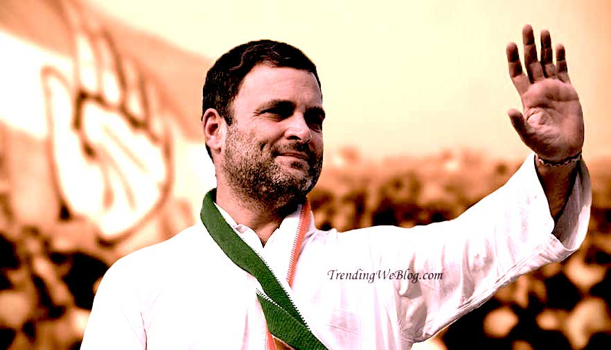 Rahul Gandhi Biography