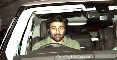 Sunny Deol car picture
