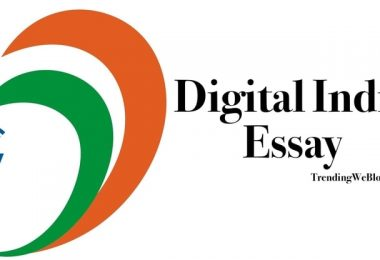 Digital India Essay