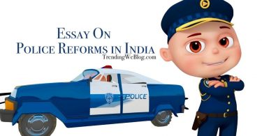 essay on police reforms in india