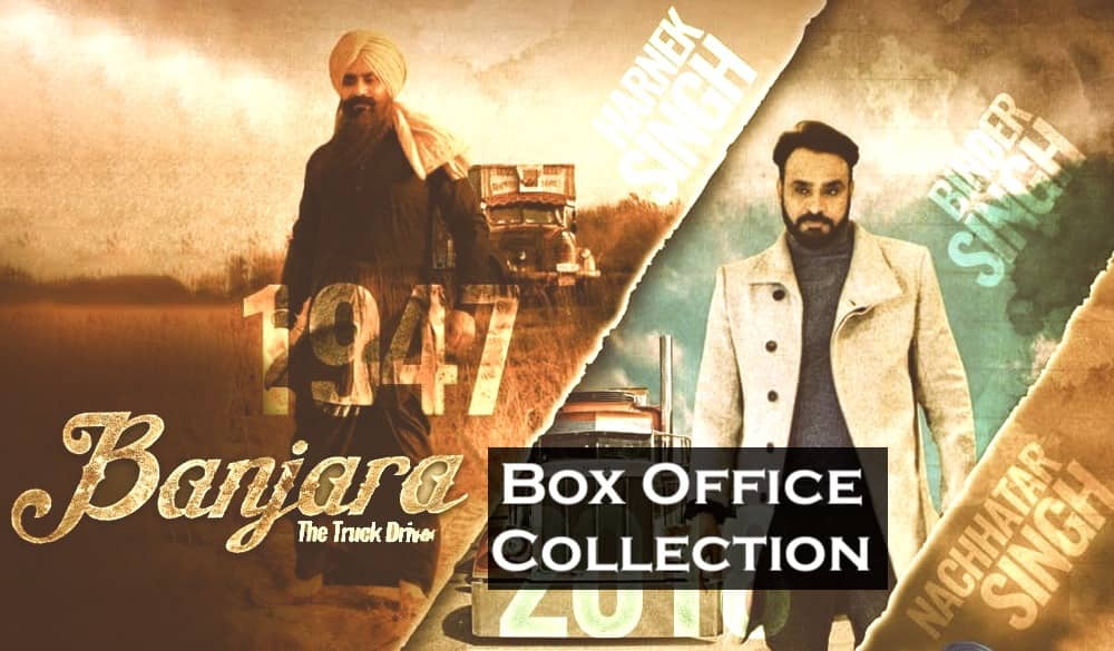 Banjara The Truck Driver Box Office Collection Day 1 Friday