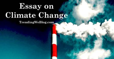 ielts essay on climate change
