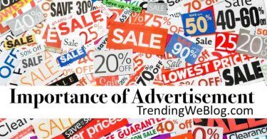 Essay on Importance of Advertisement