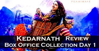 Kedarnath Box Office Collection Day 1 Friday