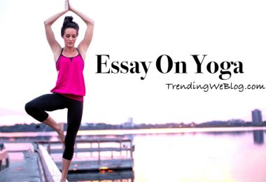 Essay on Yoga