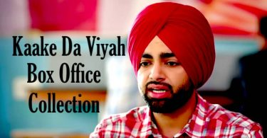 Kaake Da Viyah Box Office Collection